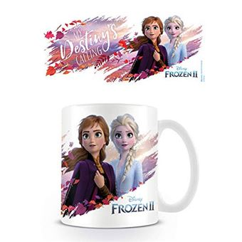 Caneca Frozen 2: Elsa & Anna Destiny is Calling