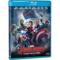 Os Vingadores 2: A Era de Ultron (Blu-ray)
