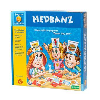 Hedbanz - Concentra