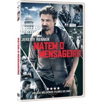 Matem o Mensageiro - DVD