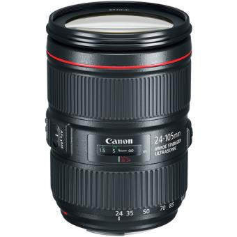 Canon Objetiva EF 24-105mm f/4L IS II USM