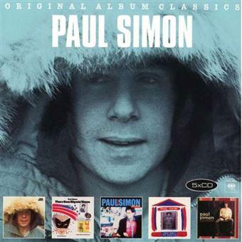 Paul Simon: Original Album Classics - 5CD