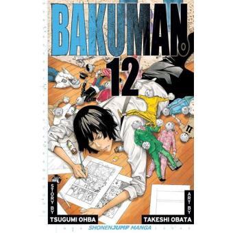Bakuman Vol 12