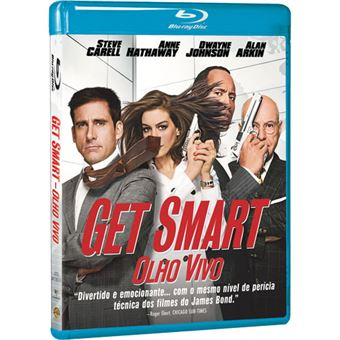 Get Smart - Olho Vivo - Blu-ray