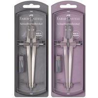 Compasso com Minas Faber-Castell Stream - Envio Aleatório