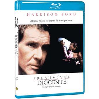 Presumível Inocente - Blu-ray