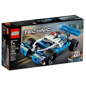 LEGO Technic 42091 Perseguição Policial