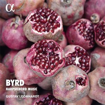 Byrd: Harpsichord Music - CD