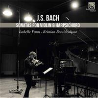 Bach: Sonatas for Violin & Harpsichord - 2CD