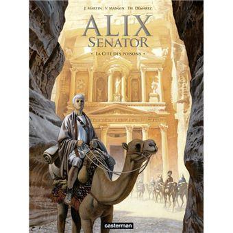 Alix Senator (Tome 8) - La Cité des poisons