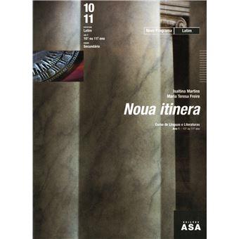 Manual do Aluno, Noua Itinera Latim 10º/11º Ano