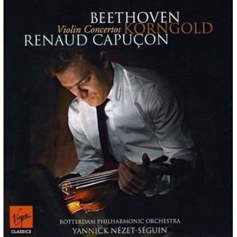 Beethoven & Korngold : Violin Concertos