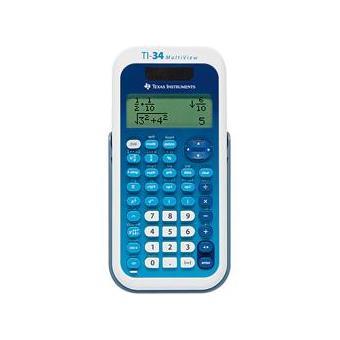 Texas Instruments Calculadora TI-34 Multiview