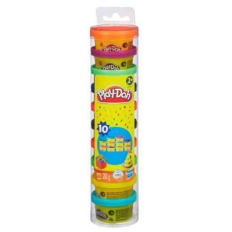 Play-Doh Tubo Plastifesta - Hasbro