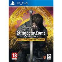 Kingdom Come: Deliverance Royal Collector's Edition - PS4