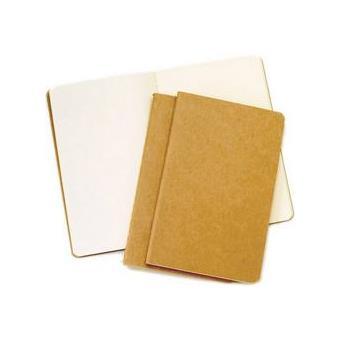 Moleskine: Caderno Liso Bolso Bege