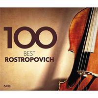 100 Best Rostropovich - 6CD