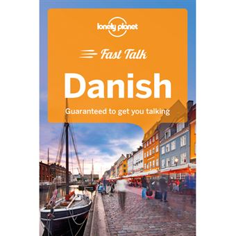 Lonely Planet Fast Talk Phrasebook - Danish