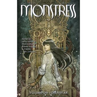Monstress - Livro 1: Despertar