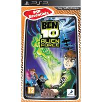 BEN 10: Alien Force Essentials PSP