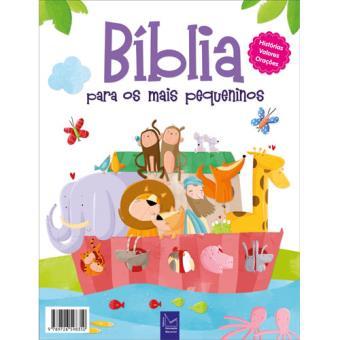 BÍblia para os mais Pequeninos