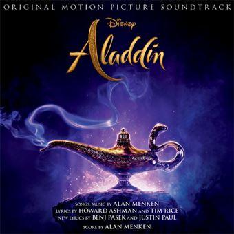 BSO Aladdin - CD