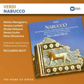 Verdi: Nabucco (2CD)