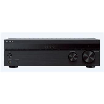 Sony STR-DH590 recetor AV 5.2 canais Surround Compatibilidade 3D Preto