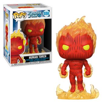 Funkp Pop! Fantastic Four: Human Torch - 559