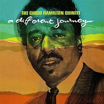A Different Journey - CD