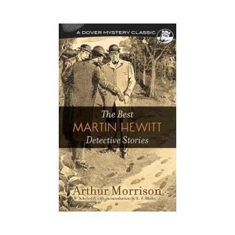 Best martin hewitt detective storie
