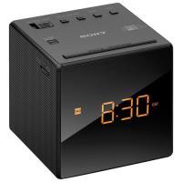 Sony Rádio Relógio ICF-C1B Preto