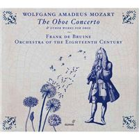 The Oboe Concerto and Other Works for Oboe  - CD