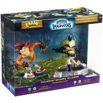Skylanders Imaginators - Adventure Pack Thumpin' Wumpa Islands (Crash & Neo Cortex)