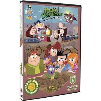 Nutri Ventures em Busca dos 7 Reinos - 3ª Temporada Vol.6