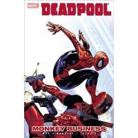 Deadpool Vol 4 Monkey Business