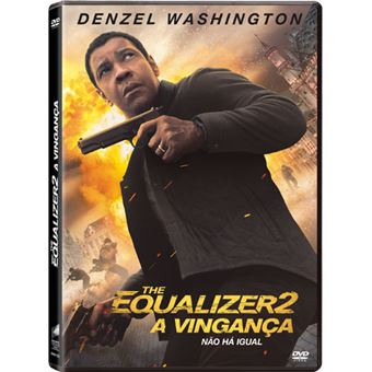 The Equalizer 2 - A Vingança - DVD