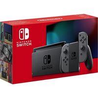 Consola Nintendo Switch Cinzento