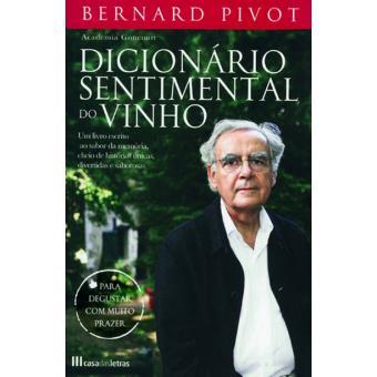 Dicionário Sentimental do Vinho