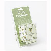Caixa Desafio Doiy: Challenge 30 Days Vegan