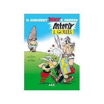 Asterix L Goulés - Mirandês