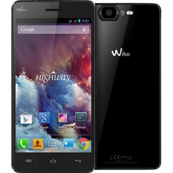 Smartphone Wiko Highway (Preto)