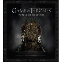 Game of Thrones - Puzzle of Westeros 4D