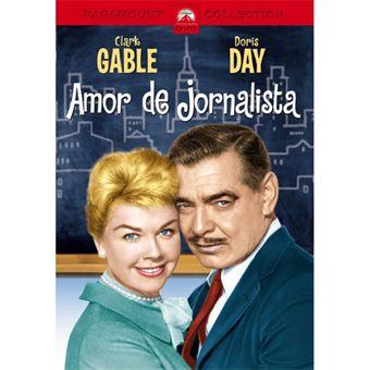 Amor de Jornalista - DVD