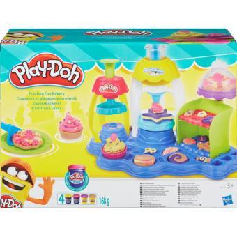 Play-Doh Pastelaria Mágica - Hasbro