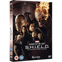 Agents Of Shield - Season 4 - 6DVD Importação