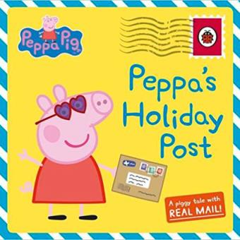 Peppa Pig: Peppa's Holiday Post