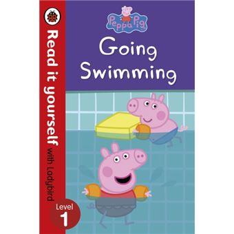 Peppa pig: going swimming - read i