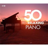 50 Best Relaxing Piano - 3CD