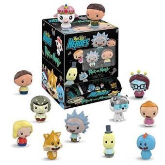 Funko! Rick and Morty Pint Sized Heroes - Envio Aleatório
